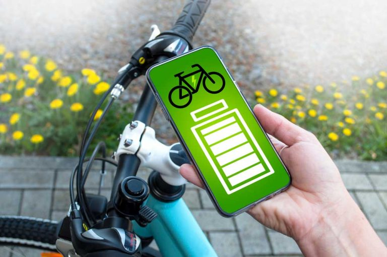 What Kind of battery is used in an e-Bike?